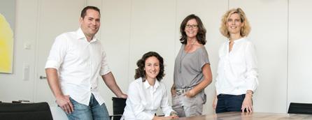 Das Team für Website-Entwicklung im Allgäu