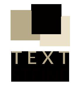 Textsteine Logo