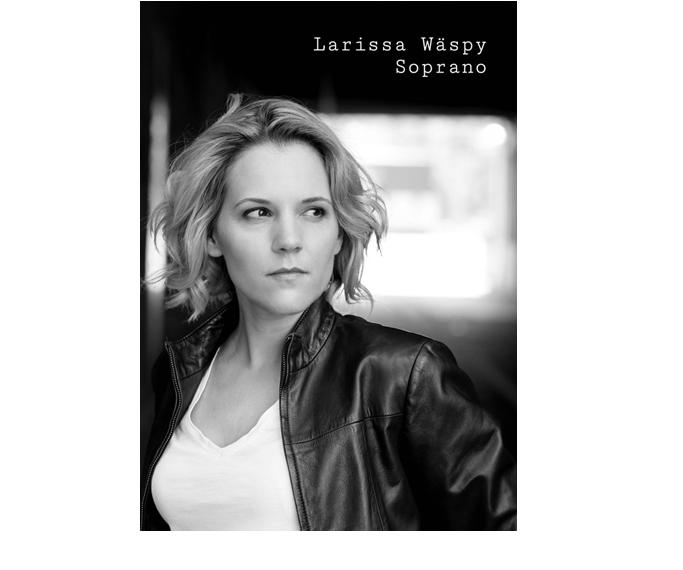 Larissa Wäspy Soprano
